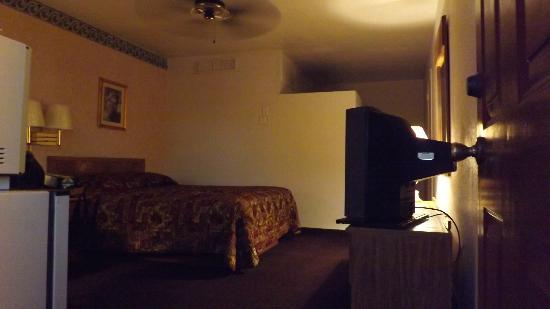 Carlsbad Inn: Es genügte uns