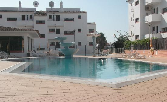 Aparthotel Oceanus: one of the pools