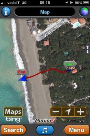 Villaggio I Sorbizzi Resort: 120 mt di GPS dal mare!
