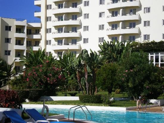 Fa ade h tel du jardin picture of the jardins d ajuda for Hotel du jardin