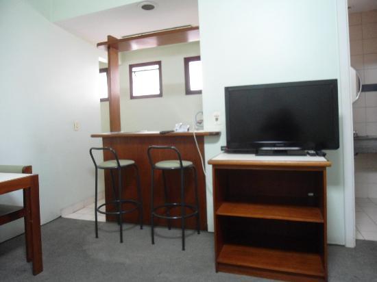 Heritage Comfort Inn : Sala do apartamento standard - segundo ângulo