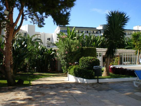 The Jardins d'Ajuda Suite Hotel: Jardin de l'hôtel