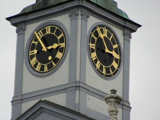 Town Hall (Radnice): detail