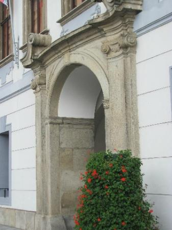 Town Hall (Radnice): detail