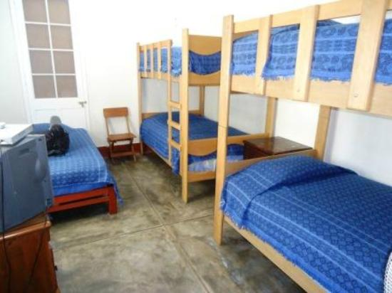 The Angels Inn Backpackers Peru: Dorms mujeres Room N° 5