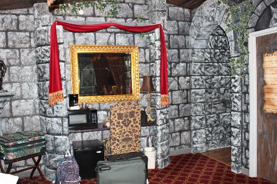 AmericInn Lodge & Suites Rexburg - BYU: Fantasy Room - Medieval