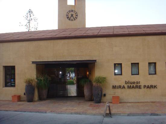 Sunprime Miramare Beach: vooraanzicht hotel