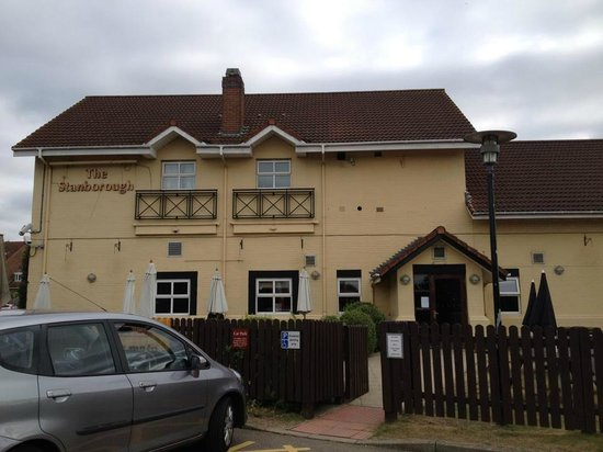 The Stanborough Beefeater: Welwyn Garden City Stanborough Beefeater