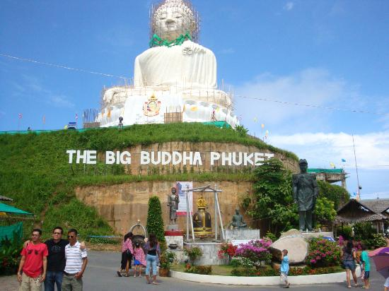 Centara Karon Resort Phuket: The Big Buddha