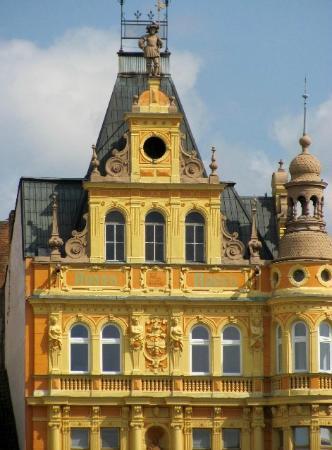 Palace Vcela: detail
