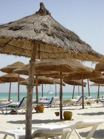 Nouvelles Frontières Hôtel-Club Le Djerba : spiaggia