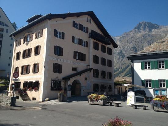 Hotel Privata Sils-Maria