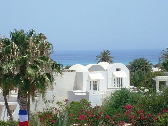 Nouvelles Frontières Hôtel-Club Le Djerba : vista dalla stanza