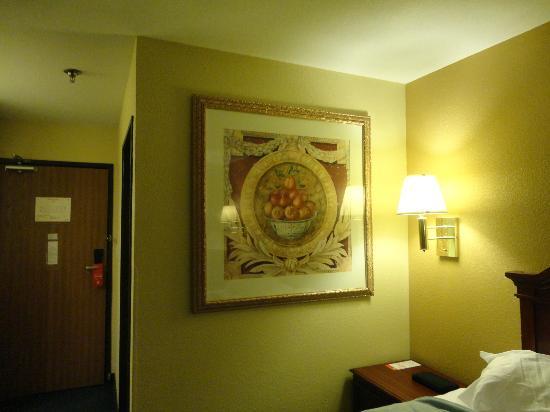 Super 8 Owensboro : view of room