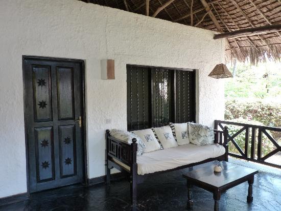 Dorado Cottage: cottage