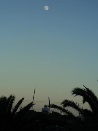 Blue Sea Hotel: vista dal balcone sulla Chiesetta di Amoopy