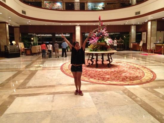 Marco Polo Plaza Cebu: Truly Impressive Lobby