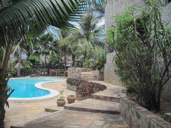 Tembo Village Resort Watamu: piscina 