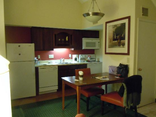 Residence Inn Winston-Salem University Area: Full kitchen!