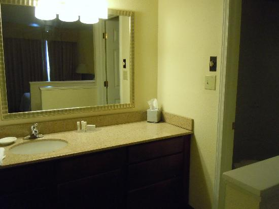 Residence Inn Winston-Salem University Area: second bath