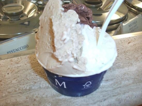 Gelateria Grom Ice Cream Yum