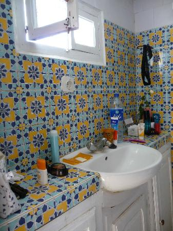 Riad Lunetoile: bathroom
