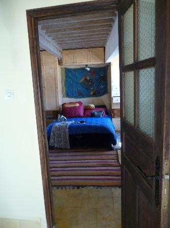 Riad Lunetoile: bedroom