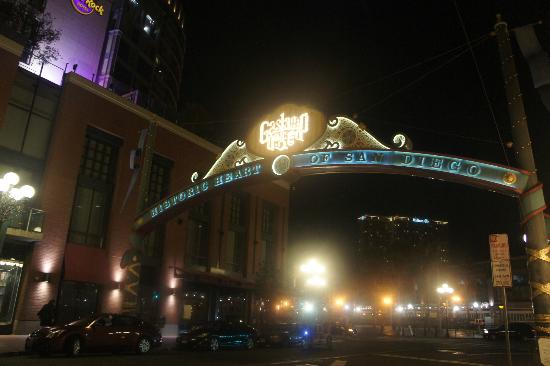 Hard Rock Hotel San Diego: Gaslamp Quarter