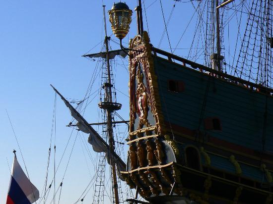 Bataviawerf: Batavia harbour