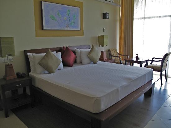 Sorowwa Resort & Spa: Letto king size