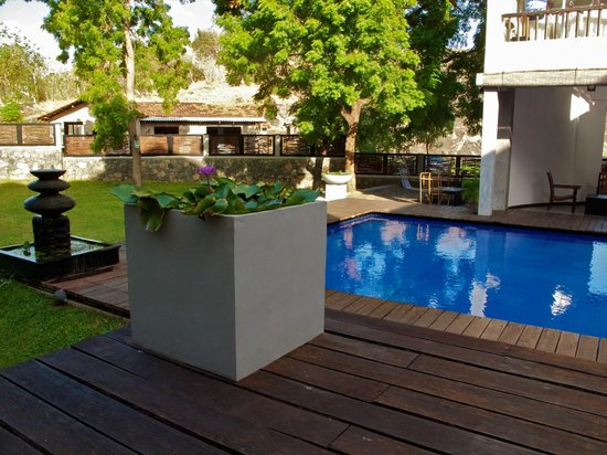 Sorowwa Resort & Spa: Particolare della piscina