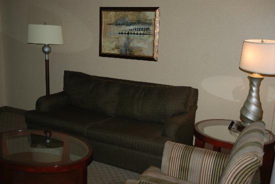 Embassy Suites by Hilton Portland Washington Square : The room