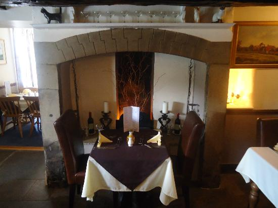 The Street Head Inn: Dining room