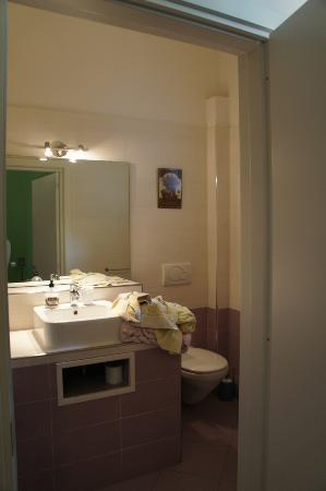 casa ilaria: Badezimmer