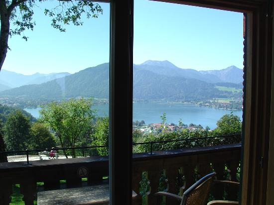 Der Westerhof Hotel: View from the room