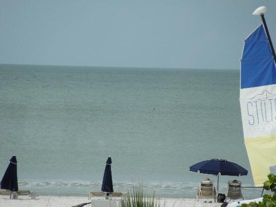 Marriott's Crystal Shores: beach!