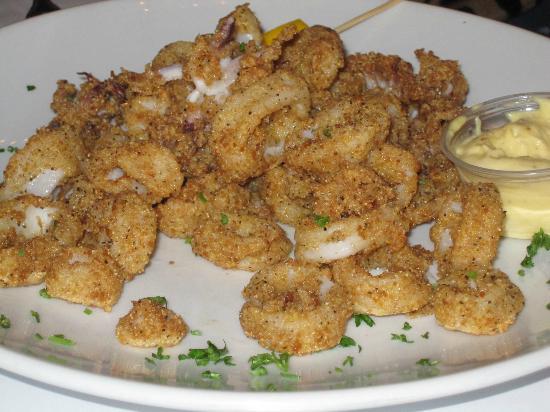 Bosley On Brady: Fried Calamari