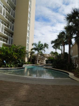Marriott's Crystal Shores: Grotto pool