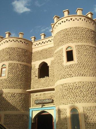 Hotel Ksar Merzouga : Facade