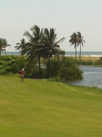 Estrella Del Mar Resort Mazatlan: golf course