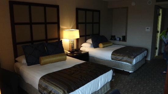 Hyatt Regency Montreal: camas