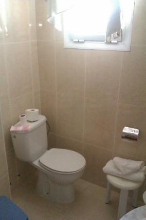Hotel Magic Villa Luz: servicio limpio