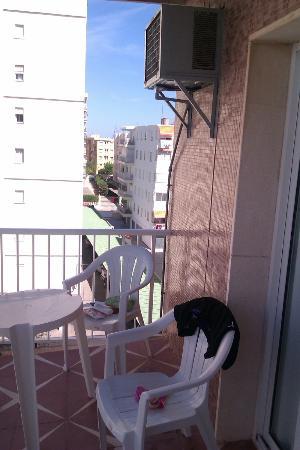 Hotel Magic Villa Luz: vistas desde la terraza