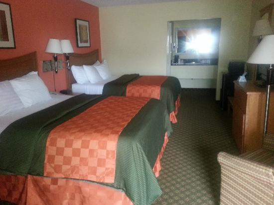 BEST WESTERN Fort Worth Inn & Suites: Double Room