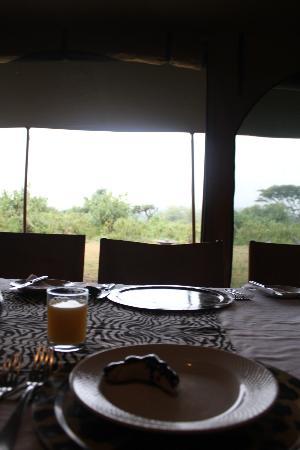 Lemala Ngorongoro Tented Camp: Lemala Tented Camp