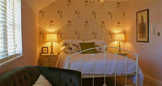 Hamiltons Boutique Hotel : the room