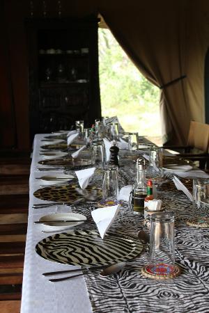 Lemala Ngorongoro Tented Camp: Lemala