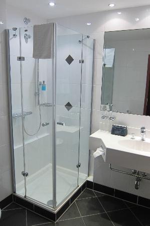 Maifeld Sport- und Tagungshotel: nette badkamer