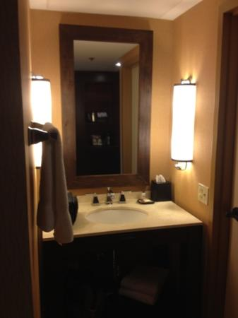 Sheraton Steamboat Resort: vanity