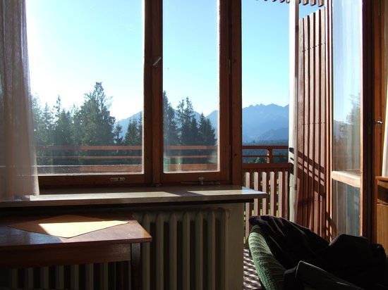 Murzasichle, Polonia: From the room, the balcony and the Tatra mountains